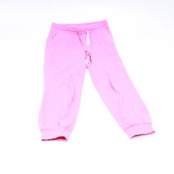 Dámské kalhoty Vero Moda sportovní růžové