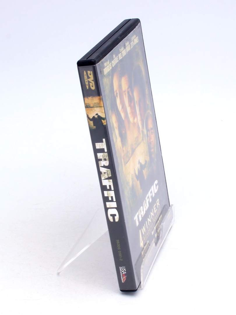 DVD Traffic 4 winner academy awards
