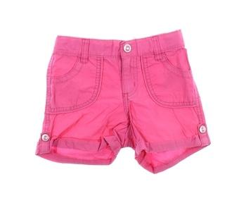 Dívčí šortky Kiki&Koko růžové