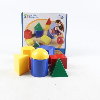 Geometrické tvary velké Learning Resources