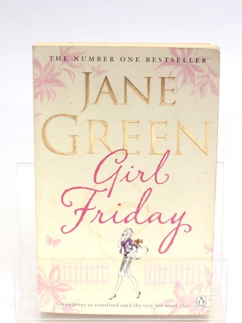 Kniha Girl Friday