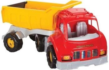 Auto Pilsan Moving Truck červený
