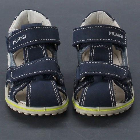 coreano Hazlo pesado empresario  Chlapecké sandále Primigi 5365722 - bazar | OdKarla.cz