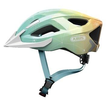 Cyklistická helma Abus Aduro 2.0 modrá, M