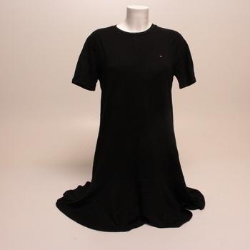 Dámské šaty Tommy Hilfiger černé