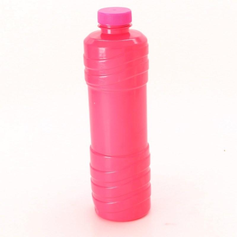 Plastová láhev na vodu růžová