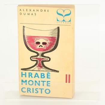 Kniha SVOBODA Hrabě Monte Cristo II. Alexandre Dumas