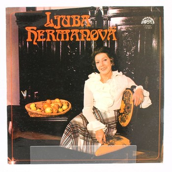 Gramofonová deska Ljuba Hermanová