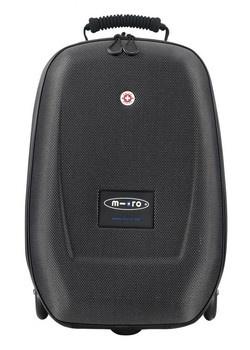 Koloběžka Micro Luggage Reloaded černá