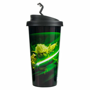 Láhev na pití Disney Star Wars Yoda