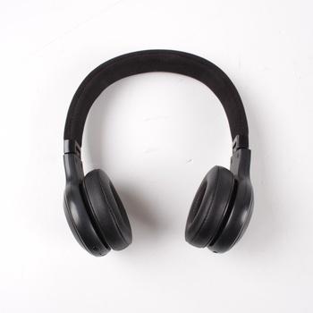 Bezdrátová sluchátka JBL E45BT černá
