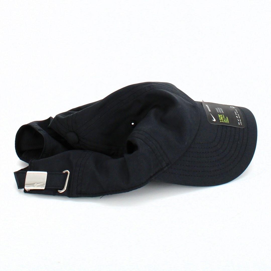 Kšiltovka Nike černá Unisex