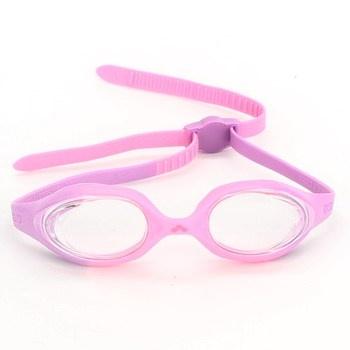Plavecké brýle Arena Spider Jr Mirror růžová