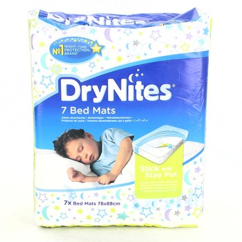 Podložky do postýlky Huggies DryNites