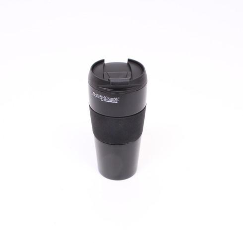 Termohrnek Thermos ThermoCafé černý