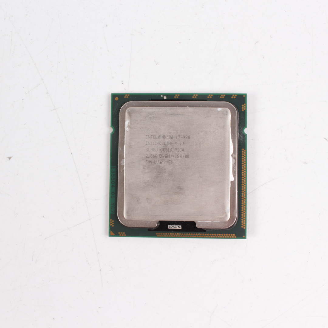 Intel Core i7 920 2,66GHz