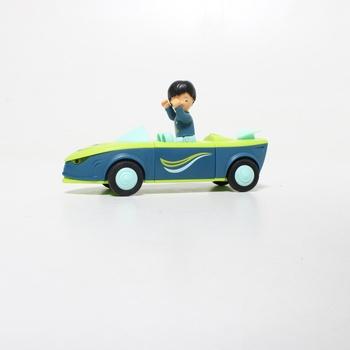 Autíčko s figurkou Bournell TO0105