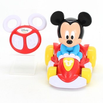 RC autíčko Clementoni Toy Cart Mickey 17232