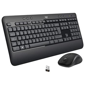 Bezdrátový set Logitech Advanced Combo