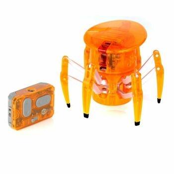 Pavouk Hexbug 451-1652 oranžový