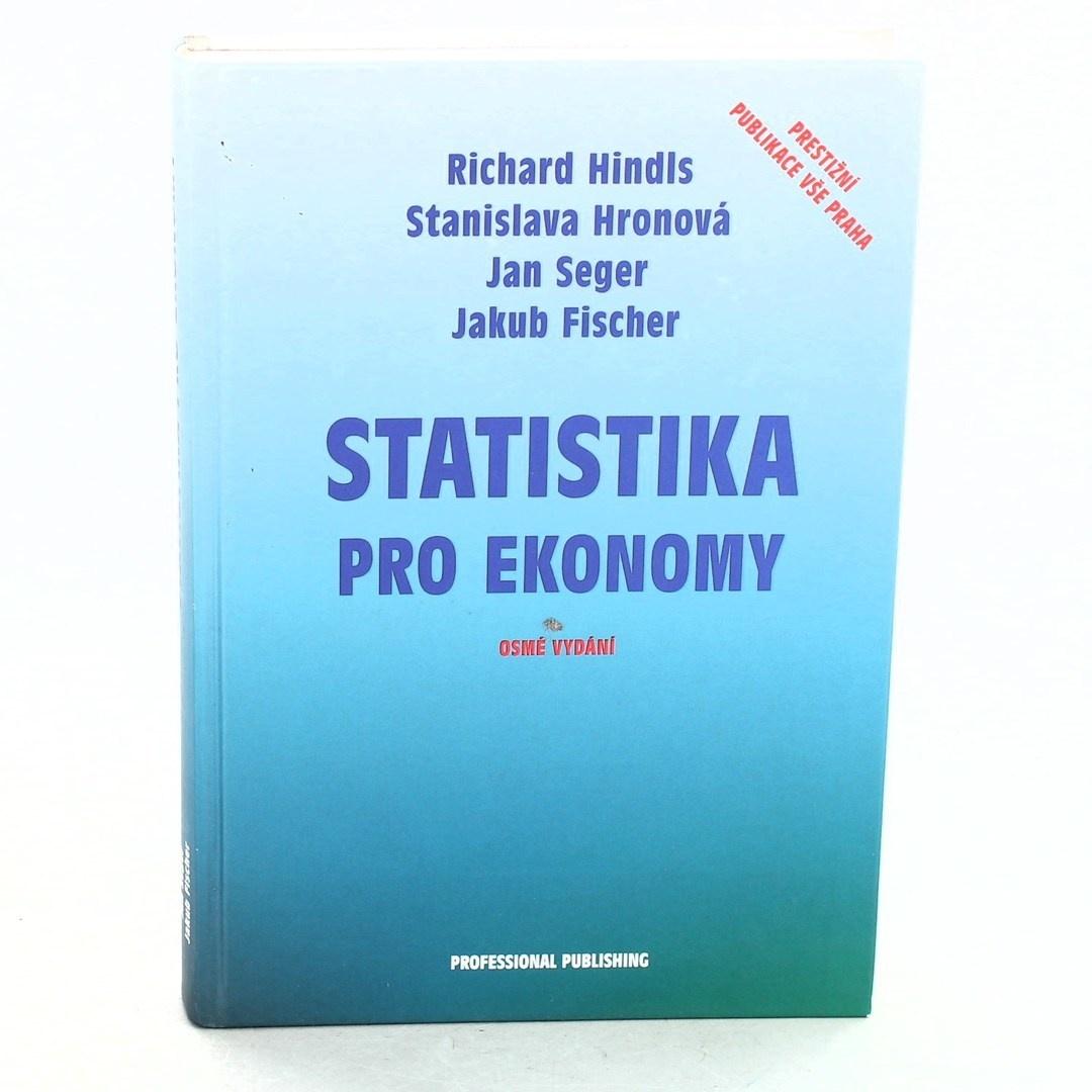 Richard Hindls: Statistika pro ekonomy