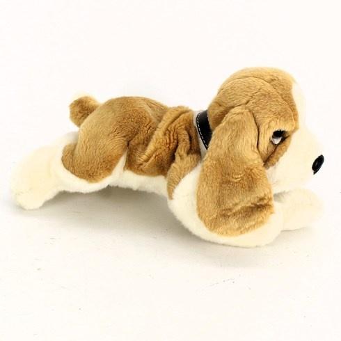 Plyšová hračka pes Barney