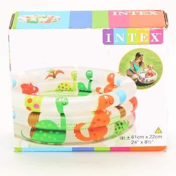 Nafukovací bazén Intex s dinosaury