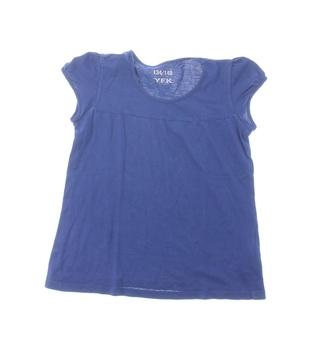 Dětské tričko Y.F.K. odstín modrý