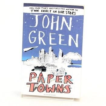 John Green: Paper Towns  - kniha