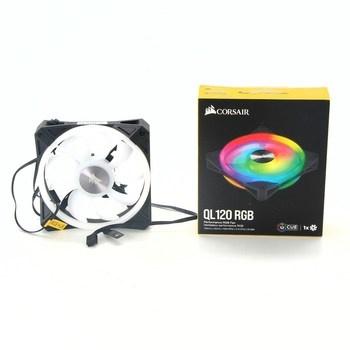 Chlazení Corsair Ql120 RGB