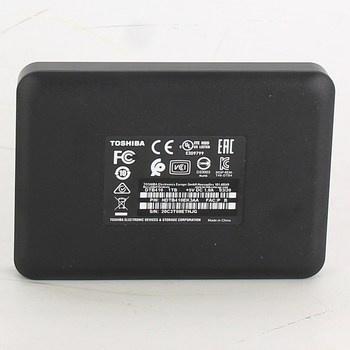 Externí disk Toshiba Canvio Basics 1TB