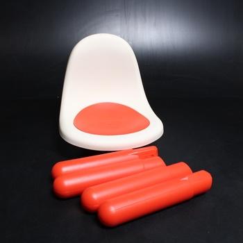 Dětská židle Smoby 880103, 2019