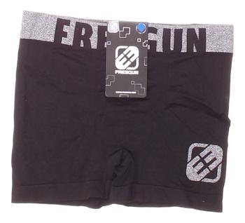 Pánské boxerky Freegun černé