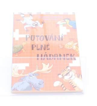 Dětská knížka Putování plné hádanek