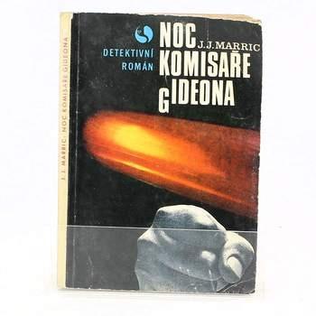 Kniha Noc komisaře Gideona