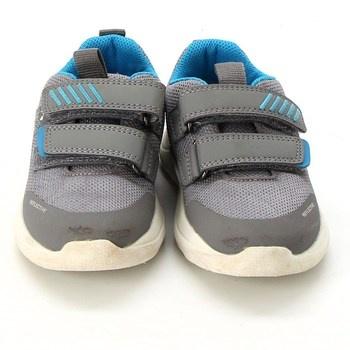 Dětské botasky Superfit textilní