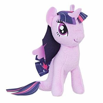 Plyšák Hasbro My Little Pony 12 cm fialový