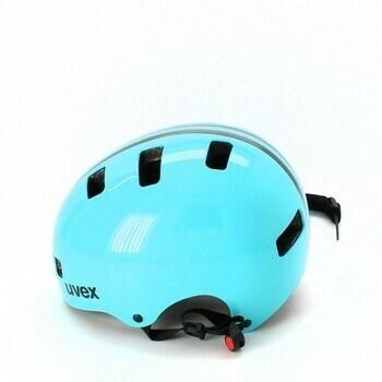 Cyklistická přilba Uvex Kid 3 Race Sky 55-58