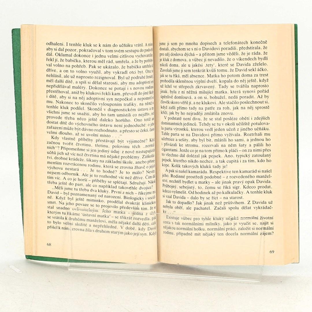 Kniha Mladá fronta Josef Klíma: Brutalita
