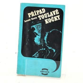 Kniha Případ toulavé kočky