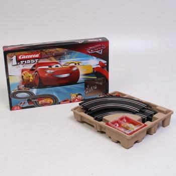 Autodráha Cars McQueen a Ramirez Carrera
