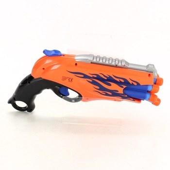 Pistole na pěnové náboje KIK 3039