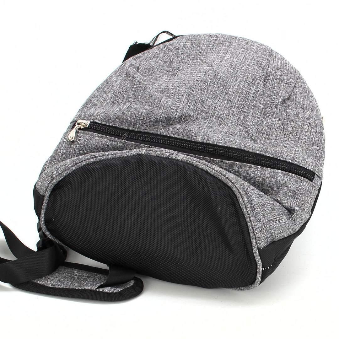 Chladící taška Aosbos šedá