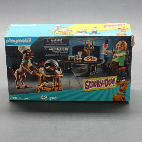 Stavebnice Playmobil 70363 Scooby-DOO