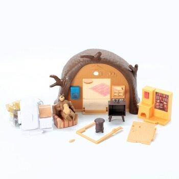 Stavebnice Simba 109301632, Máša a medvěd