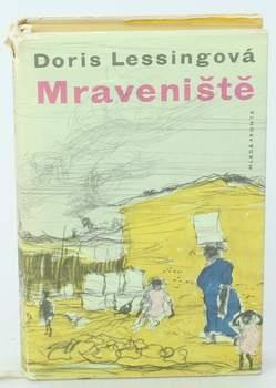 Kniha Mladá fronta Doris Lessingová: Mraveniště