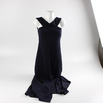 4058beaa7c92 Dámské elegantní šaty černé AX Paris