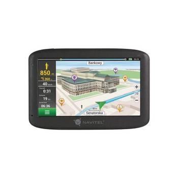 Automobilová GPS navigace Navitel E500