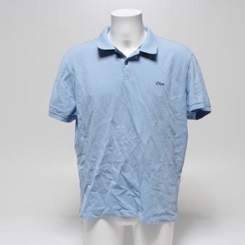 Pánské tričko s límečkem s.Oliver Polo