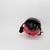 Helma Abus Jugend SMILEY 2.0 červená M